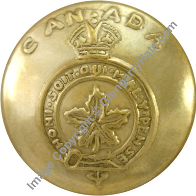 Canadian WW I Buttons - British Militaria Forums