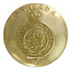 "Canada ""King's Crown"" General Service Brass Uniform Button"
