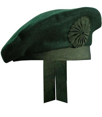 GlengarryHats.com Irish Caubeen Hat