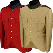 GlengarryHats.com Police and Military Cutaway Patrol Tunics