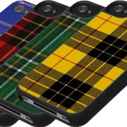 GlengarryHats.com Tartan Print iPhone Cases